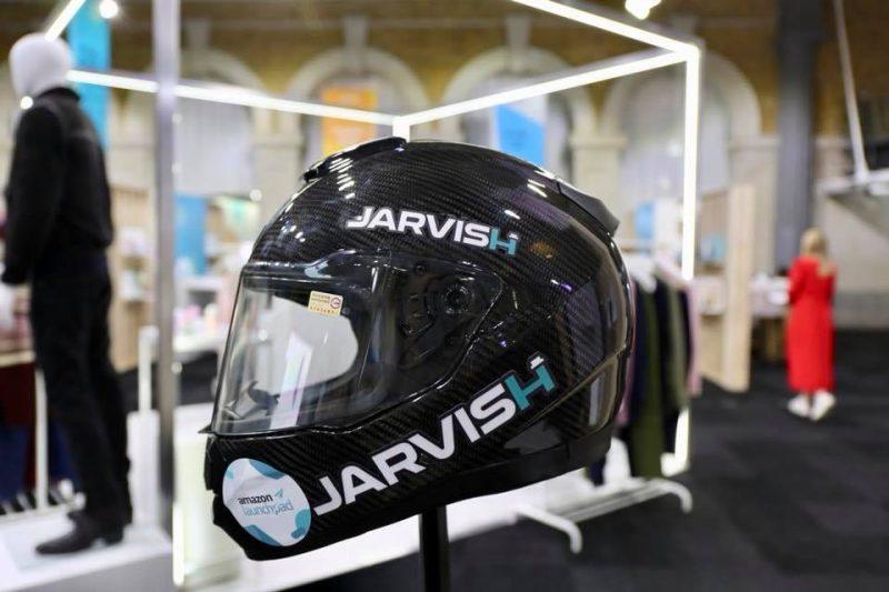 casco da moto e realtà aumentata