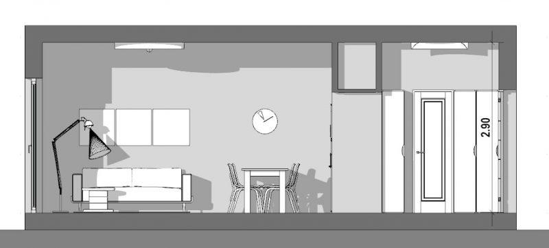 Progetto-monolocale-40-sezion-a-a