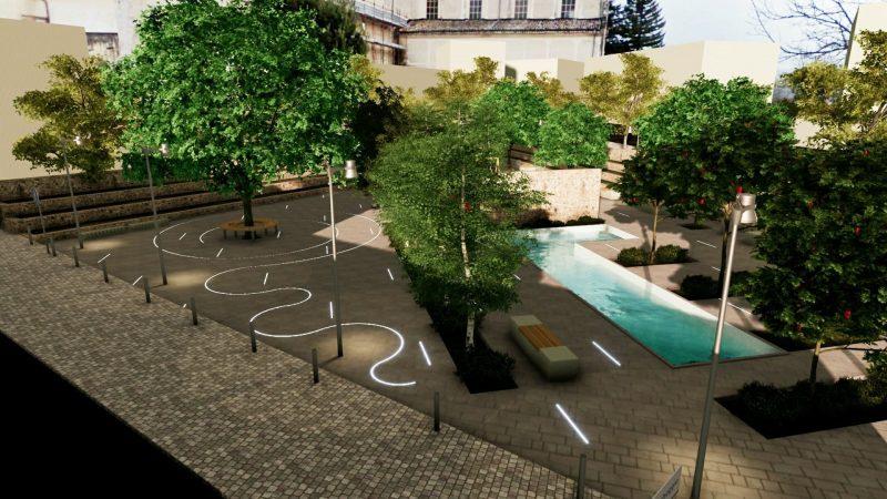 progetto di arredo urbano criteri ed esempi biblus bim