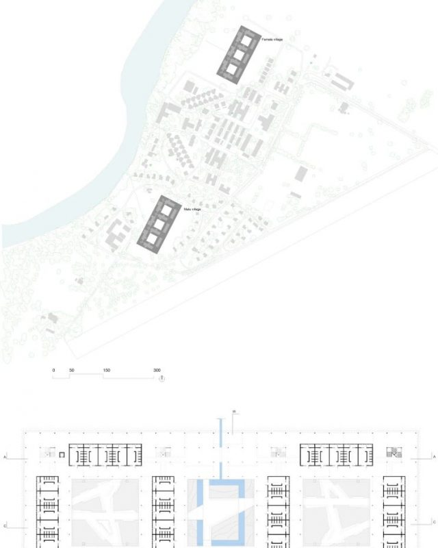 RIBA International Prize 2018 - pianta