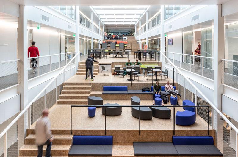 scuola innovativa ecosostenibile