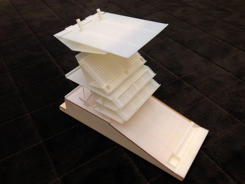innovazioni tecnologiche stampante 3D