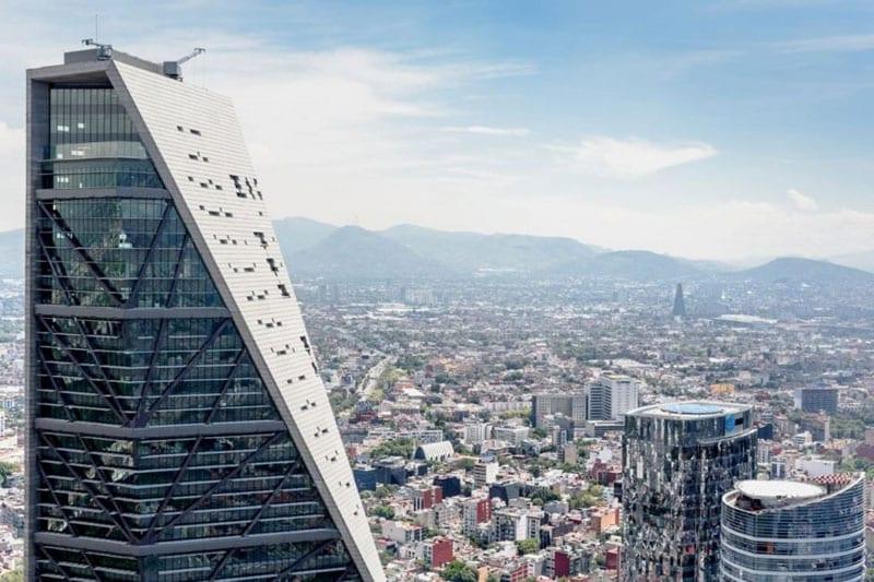 miglior grattacielo antisismico - torre reforma