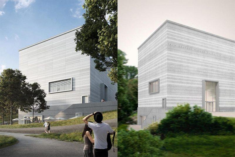 100 anni del bauhaus - weimar museum