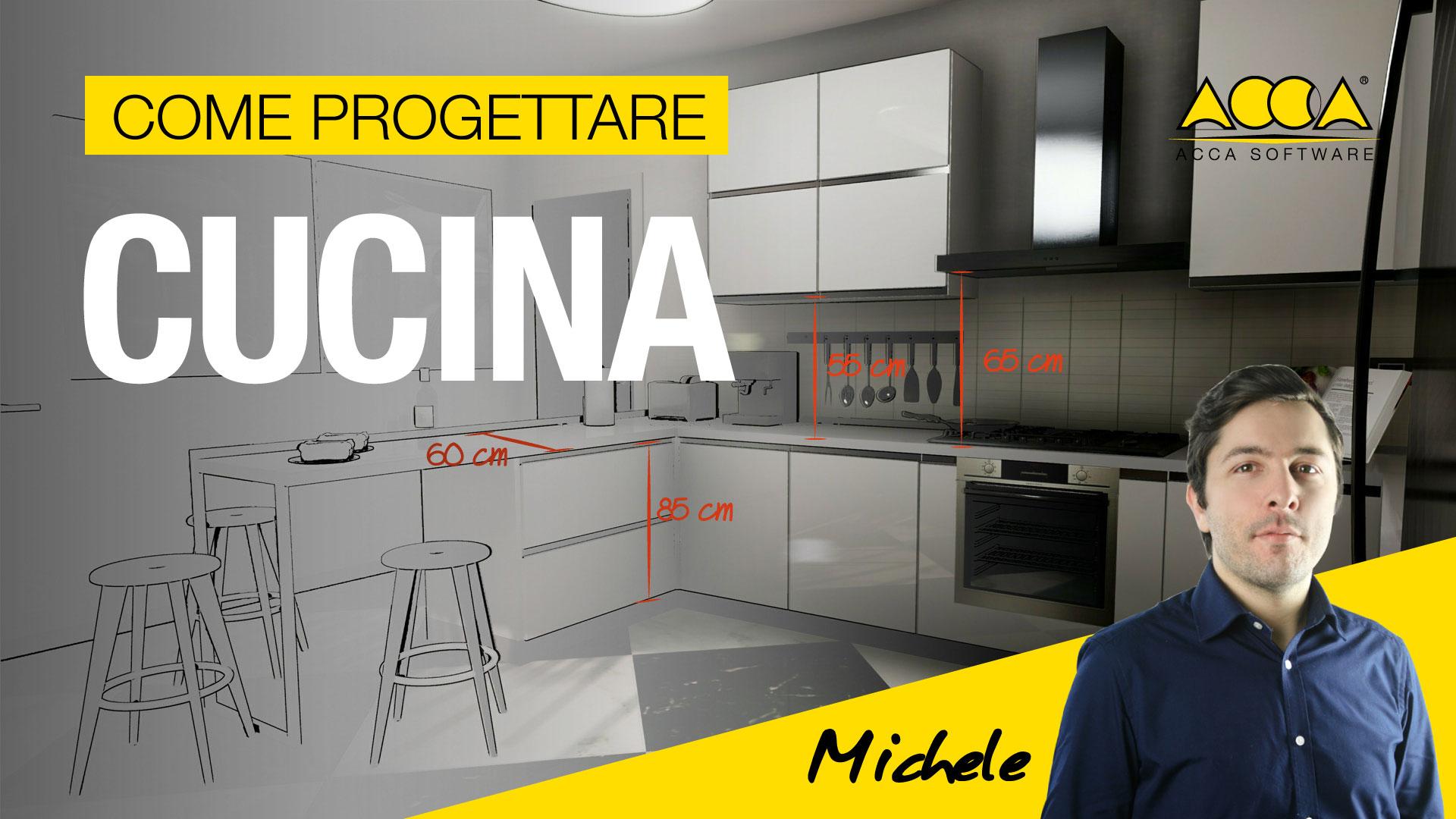 Come progettare una cucina video biblus bim for Progettare la cucina in 3d