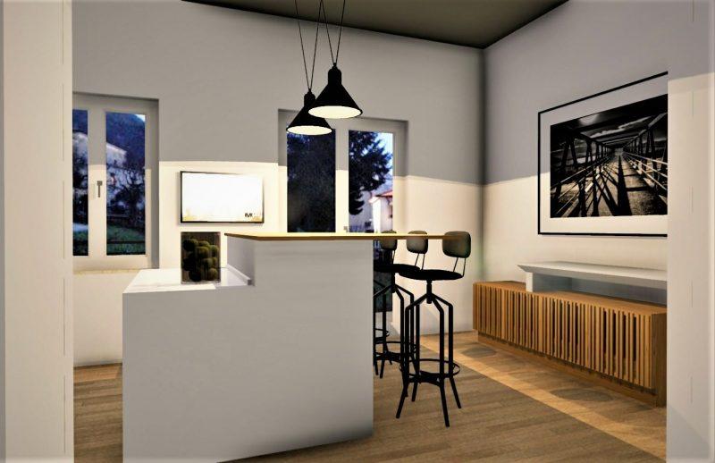 progetto di ristrutturazione di un appartamento _ interni_dopo1