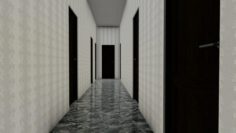 progetto di ristrutturazione di un appartamento _ interni_prima3