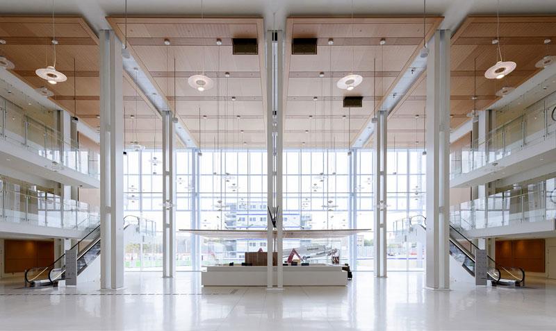 palazzo di giustizia di Parigi firmato Renzo Piano