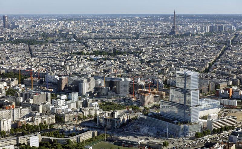 Palazzo di Giustizia di Parigi