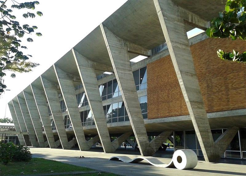 capitale mondiale dell'architettura - Rio de Janeiro