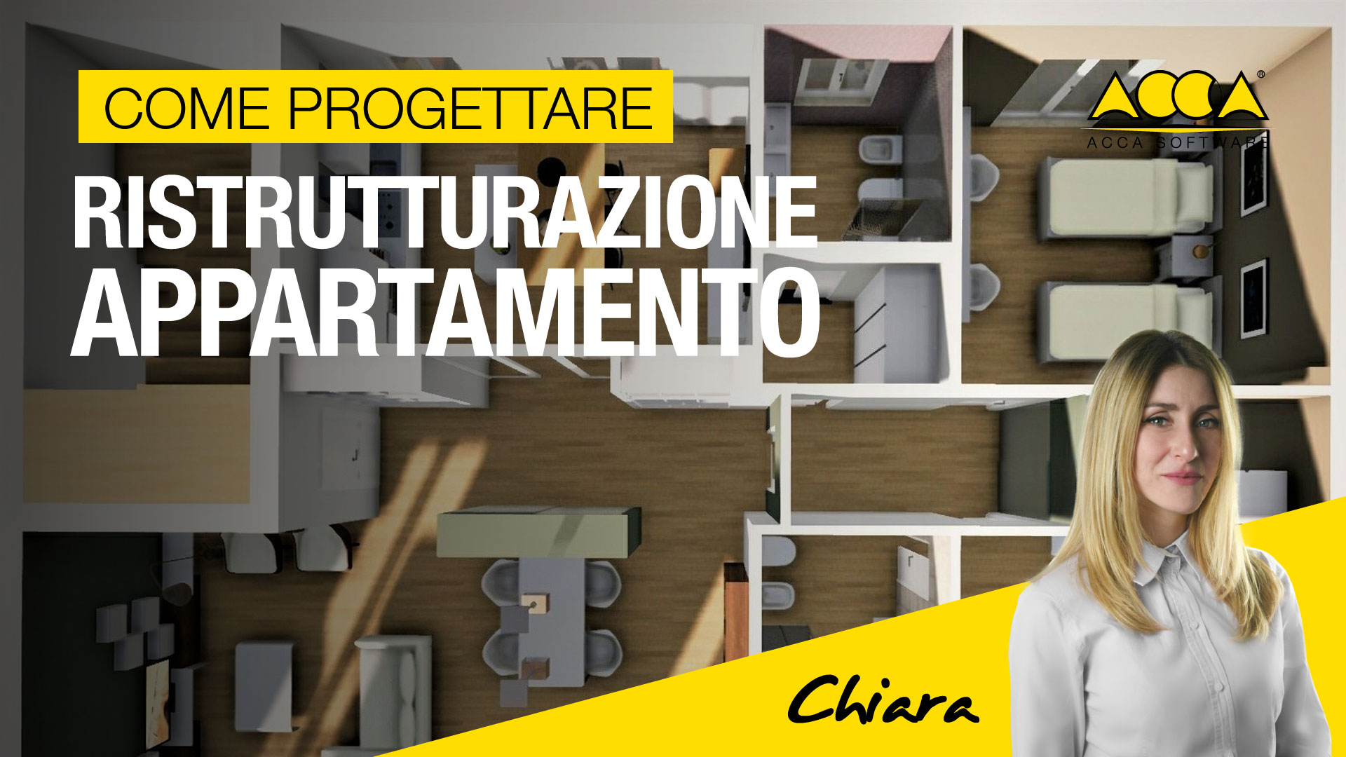 Progetto di ristrutturazione di un appartamento video for Progetto di ristrutturazione