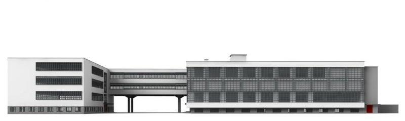 Storia del Bauhaus - Dessau