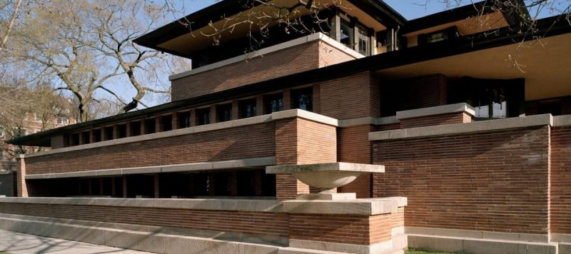 wright - robie-house