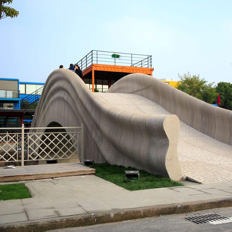 ponte stampato in 3D