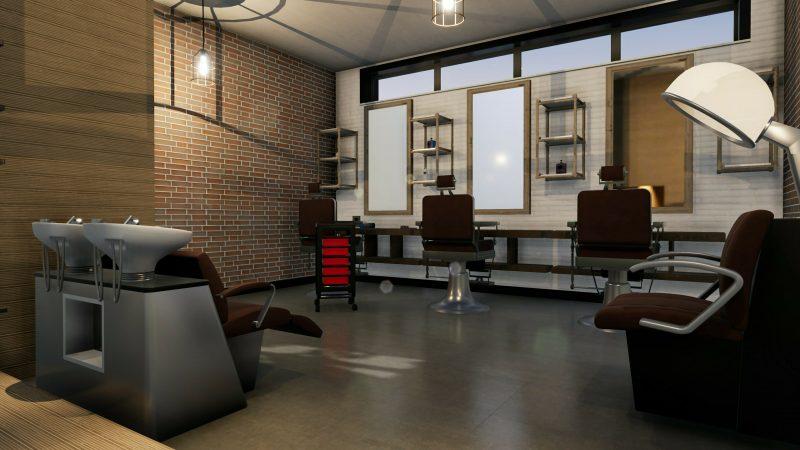 progettare un negozio di parrucchiere _ 02