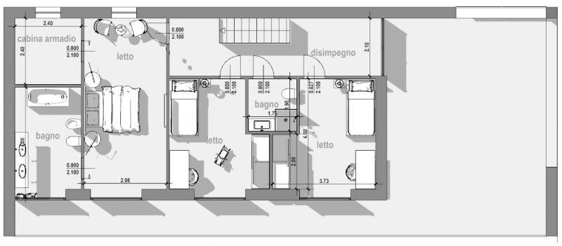 Progetto casa unifamiliare la guida tecnica bibllus bim for Progetto casa piccola