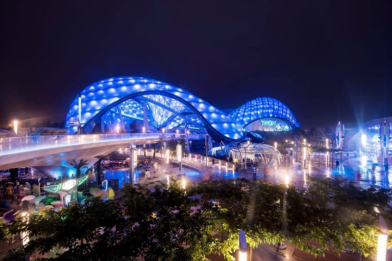 BIM in Cina - Shanghai Disneyland Resort