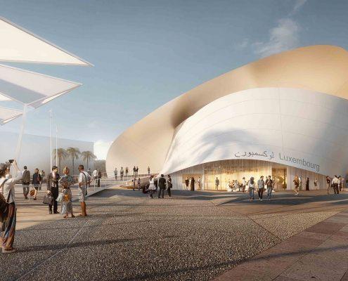 Expo Dubai 2020 - Lussemburgo