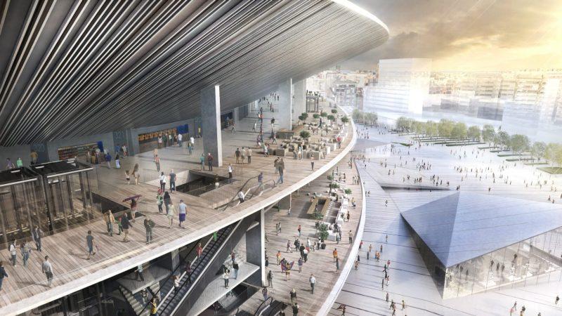 Futur Camp Nou terzo anello
