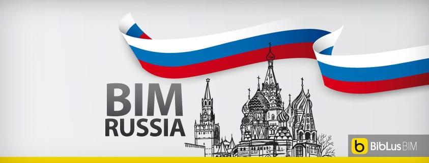 bim russia - BIM nel mondo