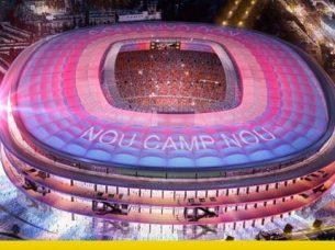 futur camp nou barcelona