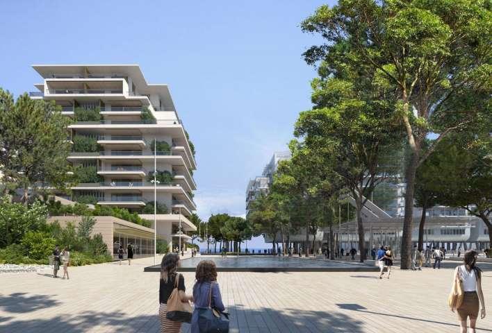 ampliamenti Principato di Monaco renzo piano