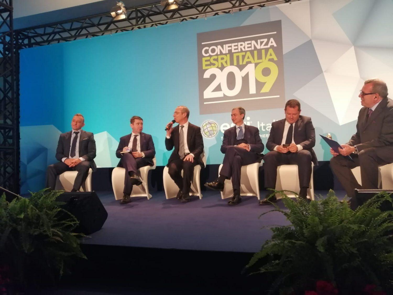 conferenza esri italia _ guido cianciulli