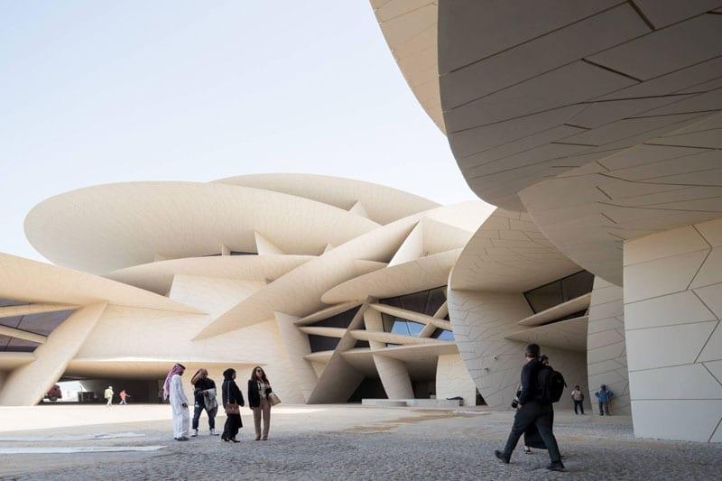 museo nazionale del qatar