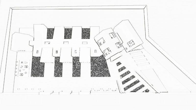 progettazione di un asilo nido - schema 2.2