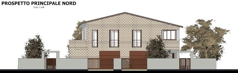 come progettare una casa bifamiliare guida con esempio da