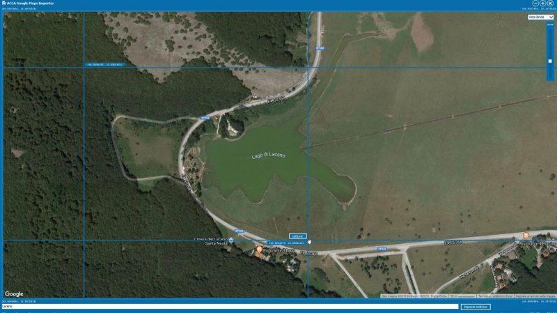 BIM concept _ importazione Google Maps