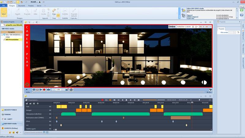 la video presentazione interattiva