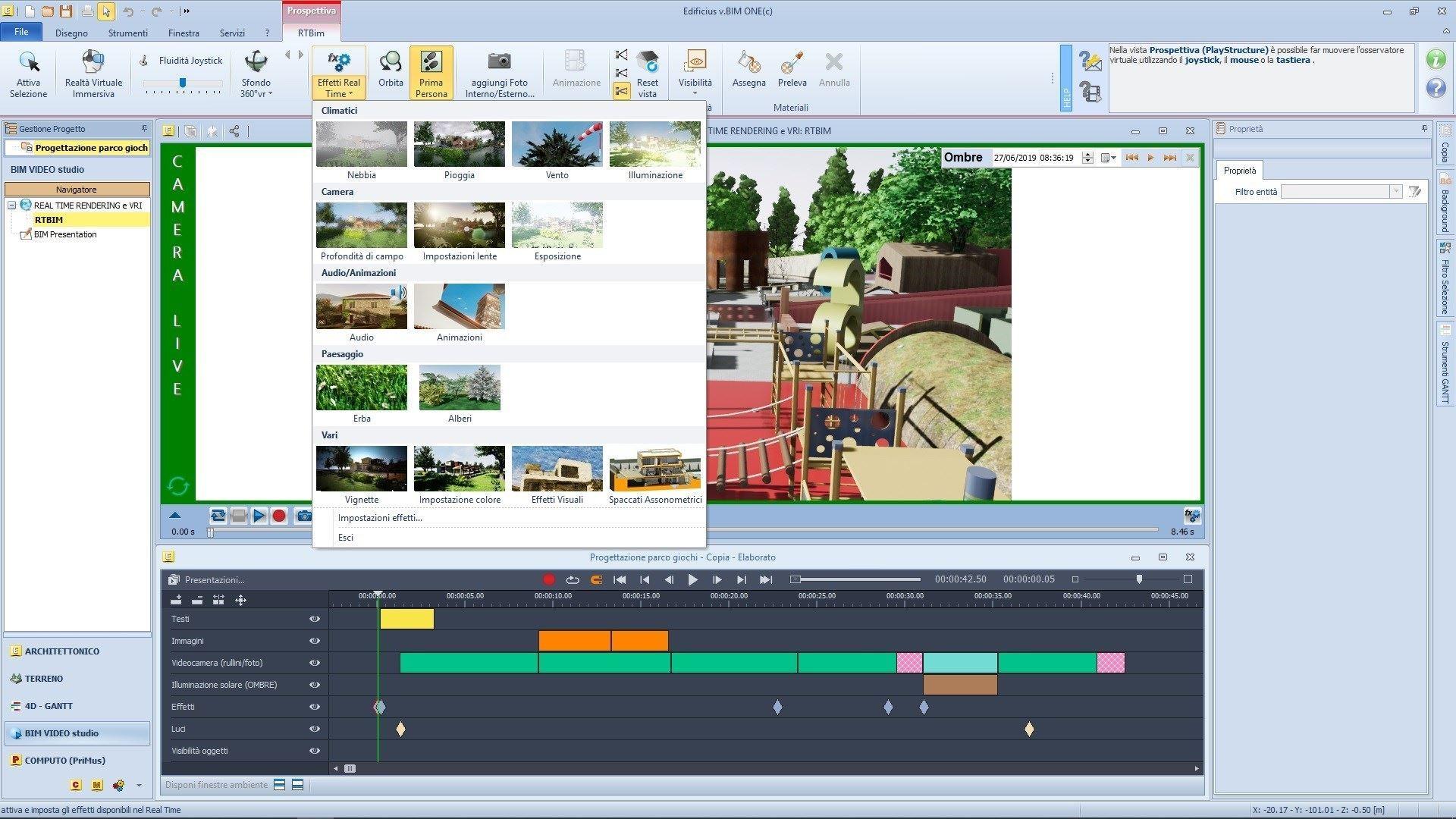 Effetti-di-BIM-Video-Studio _ valorizzare un progetto di sistemazione di uno spazio aperto