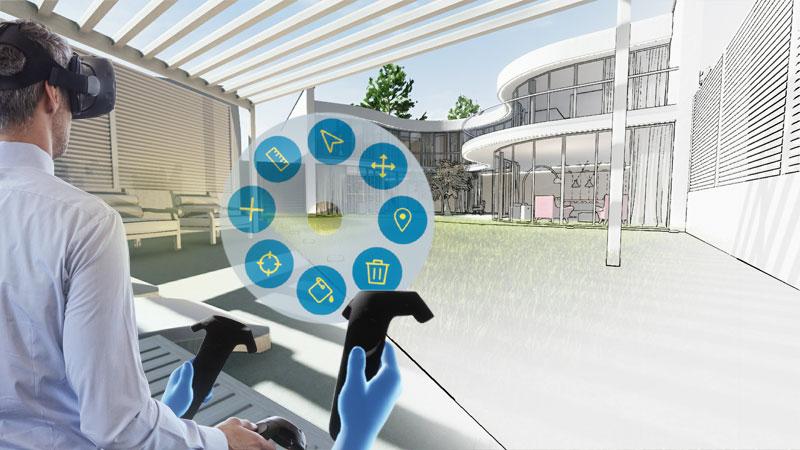 la realtà virtuale immersiva