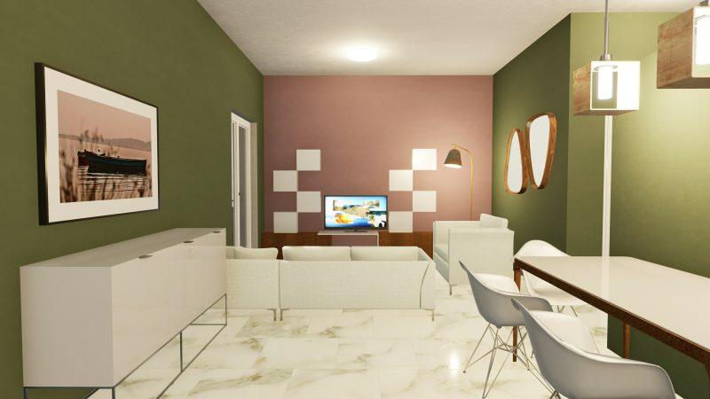 progettazione degli interni con la realtà virtuale
