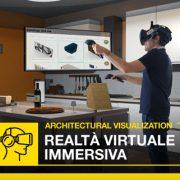 come progettare una cucina con la realta virtuale