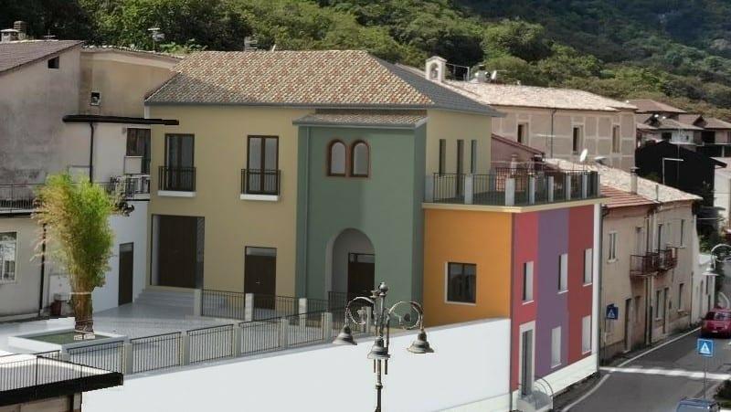 scegliere il colore esterno della casa