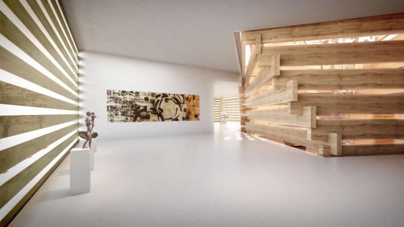 OMM Odunpazarı Modern Museum Kengo Kuma