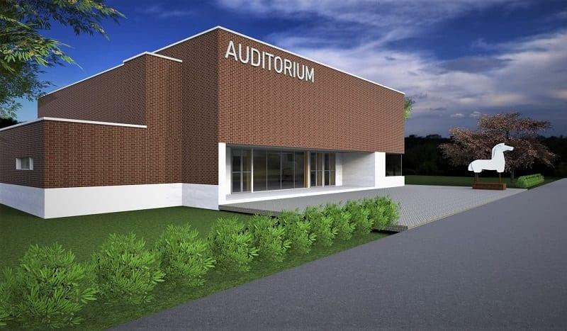 come progettare un auditorium, guida tecnica