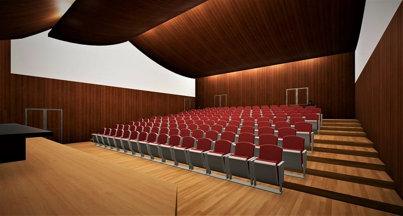 progetto auditorium, la guida tecnica