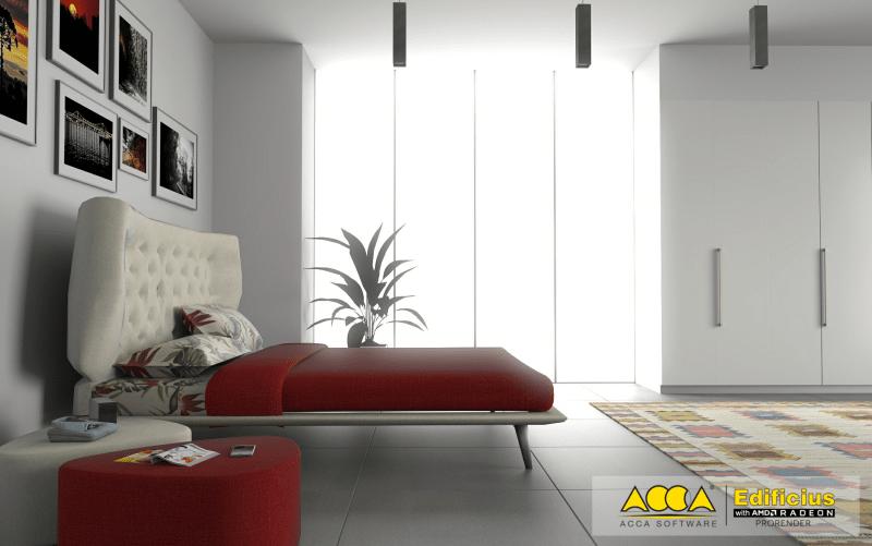 rendering fotorealistici - Edificius - AIrBIM