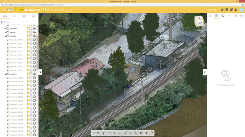 Adding-a-Railway-Station-Survey-with-Point-Cloud