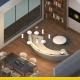 Progetto di un soggiorno