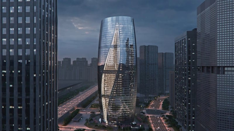leeza soho tower