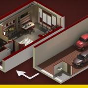 Come trasformare un garage in appartamento