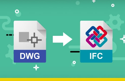 come convertire un file DWG in IFC