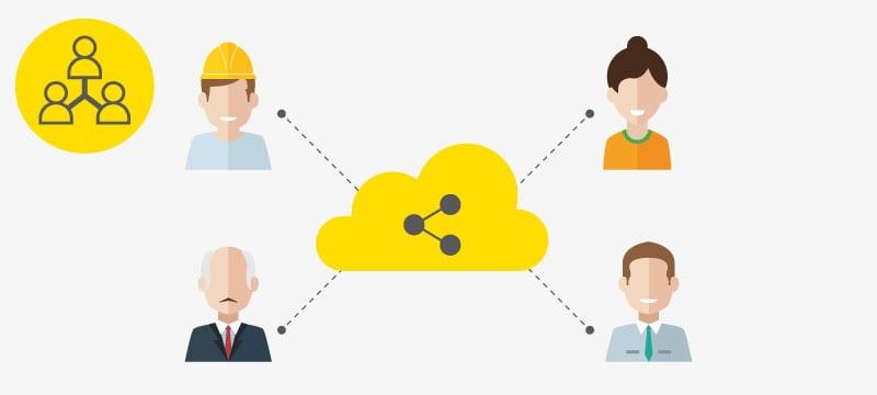 tecnologie emergenti in edilizia - piattaforma collaborativa