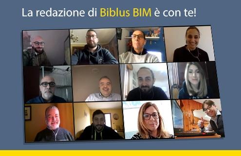 Redazione BibLus BIM - smart working