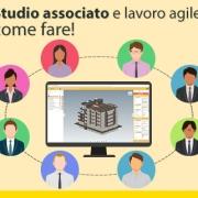 Studio associato e lavoro agile usBIM.platform