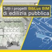 progetti di edilizia pubblica BibLus BIM